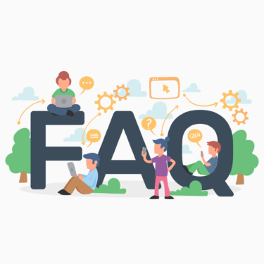 Web Design FAQ art image